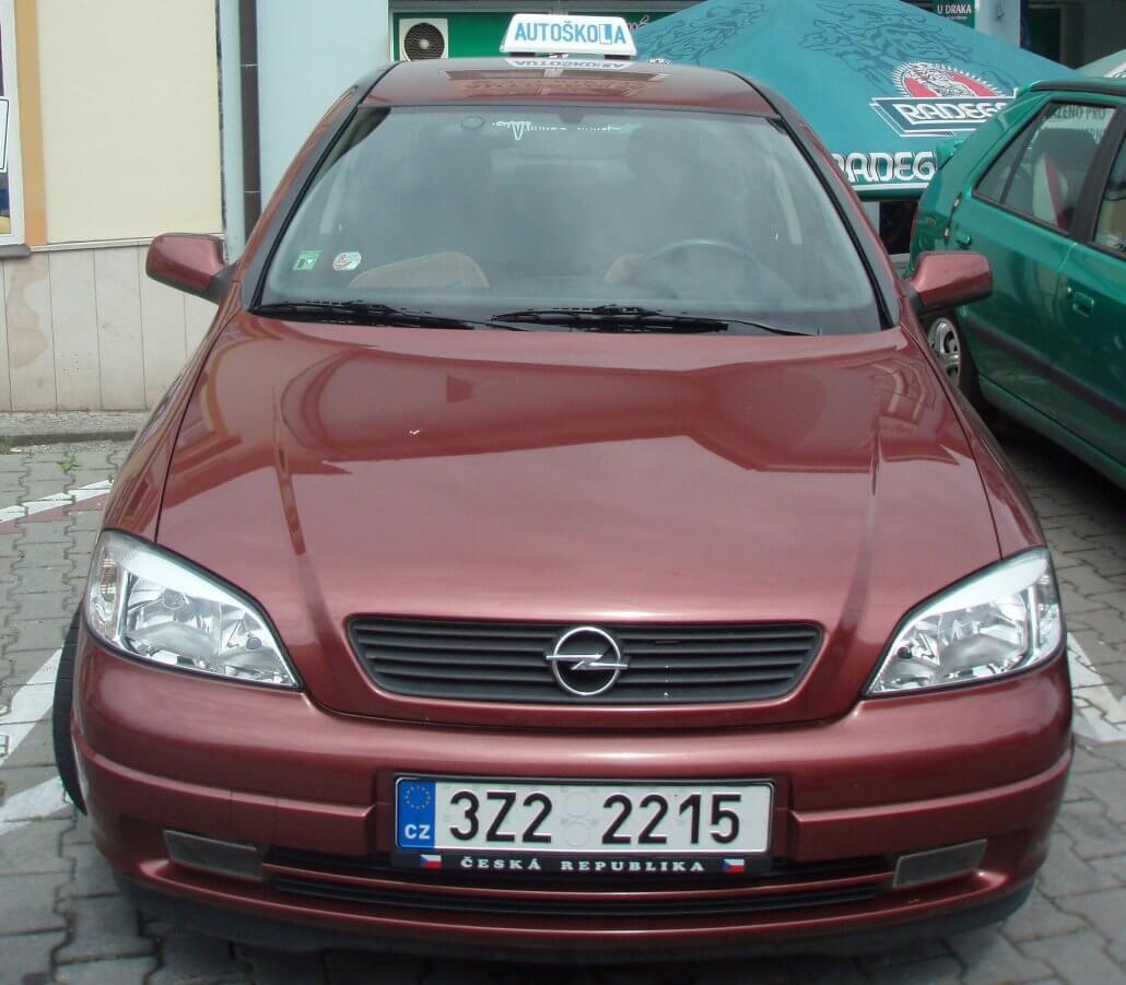 Opel Astra 1.6 16 V